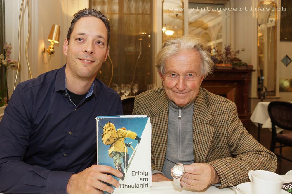 Max Eiselin und ich